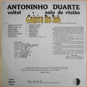 Antoninho Duarte - sd